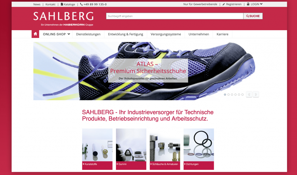 Sahlberg GmbH